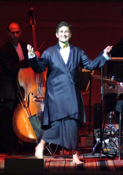 k.d. lang; Carnegie Hall; 2004