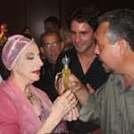 Alicia Alonso; Felix George; Ruben Fidalgo Hernandez; Havana; Cuba; 2006