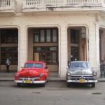 Vintage cars, Havana, 2006