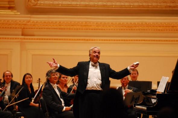 Joao Carlos Martins; Bachiana Chamber Orchestra; Carnegie Hall; 2007