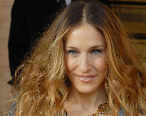 Sarah Jessica Parker; New York City, 2006