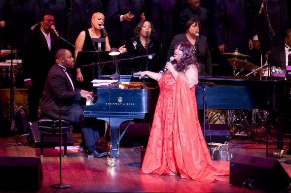 Aretha Franklin; Kennedy Center; Washington DC; 2009