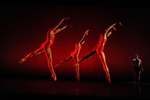 Ballet Hispanico: TRES BAILES world premiere