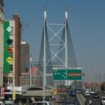 Mandela Bridge, Johannesburg, 2008