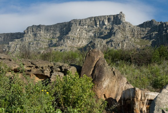 Table Mountain, Cape Town, 2008