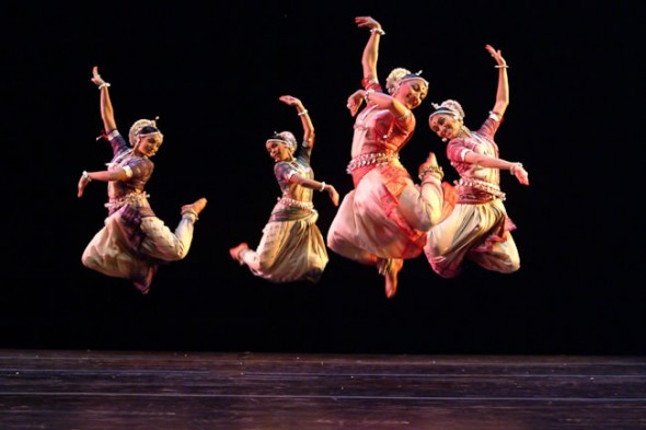 Nrityagram Classical Indian Dance Ensemble,  Joyce Theater, New York, 2007