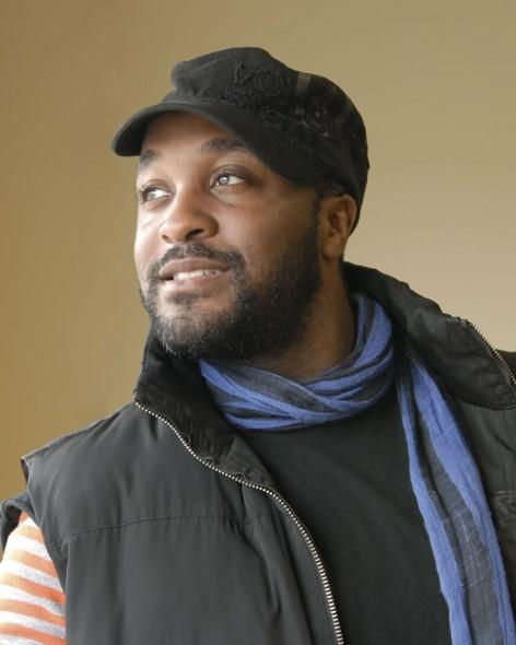 Darrell Moultrie, choreographer, dancer, New York, 2009
