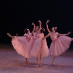 Grand Pas de Quatre of BalletInacional de Cuba, choreography Alicia Alonso