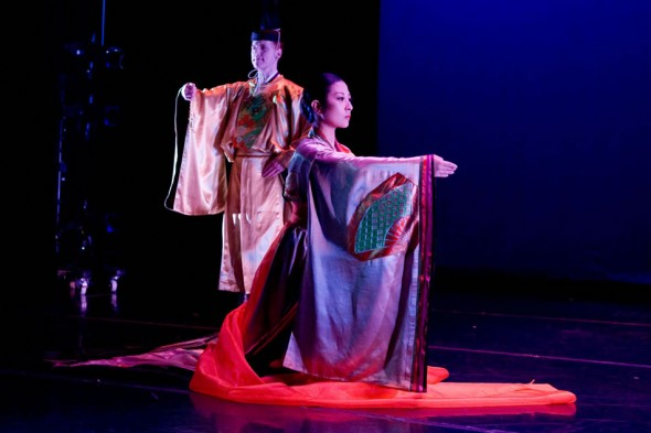 "Saeko Ichinohe Dance Company, Celebration of 1000th Anniversary of Japanese ""Tale of Genji"""