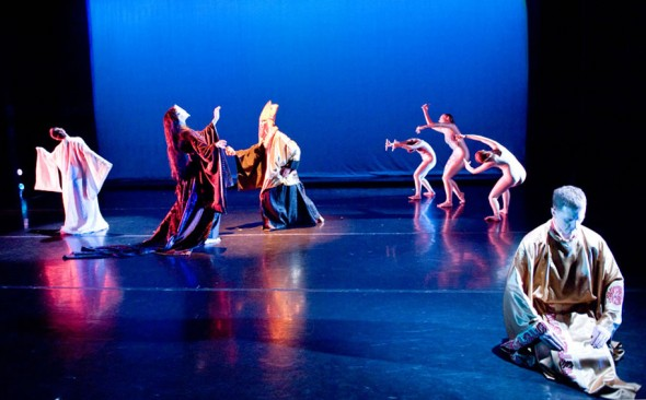 Saeko Ichinohe Dance Company, 1000th Anniversary Celebration, Tale of Genji, 2008