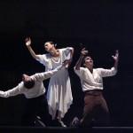 BLOOD WEDDING, Javier Torres, Viengsay Valdes, Victor Gili, Ballet Nacional de Cuba, Festival Internacional de La Habana, 2004