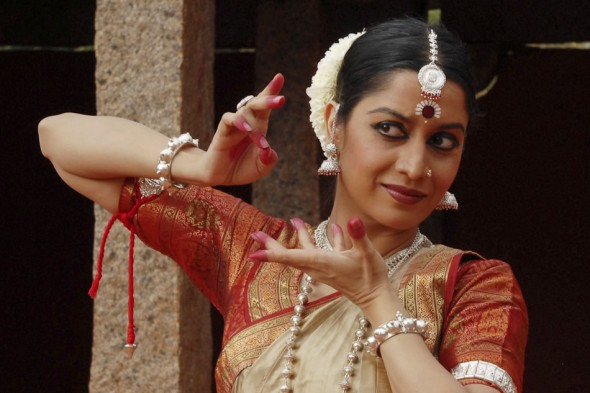 Surupa Sen, classical Odissi dancer, artistic director, Nrityagram, India, 2008