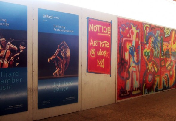 Juilliard School, Dance Poster, New York, 2006