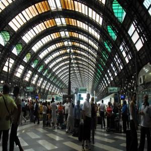 Milan, Station, Italy, 2006