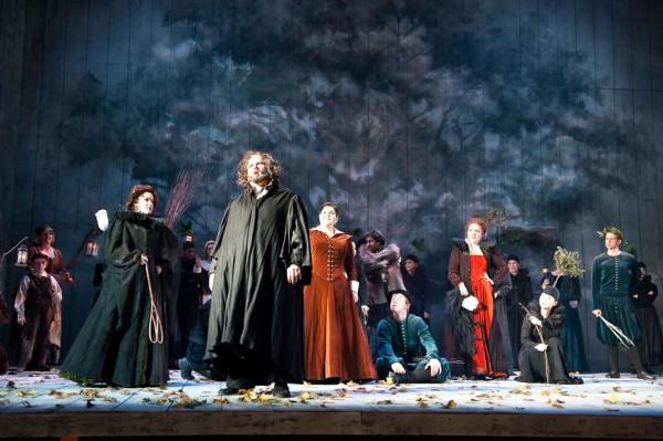 FALSTAFF,  Juilliard School, Opera Center, New York, 2009