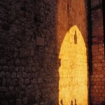 Sunlight Arch, Old City Wall, Dubrovnik, Croatia, 2002