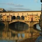 Ponte Vecchio, Arno River, Florence, Italy, 2006