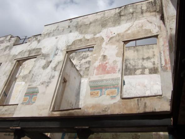 Renovation of buildings, Havana, 2006