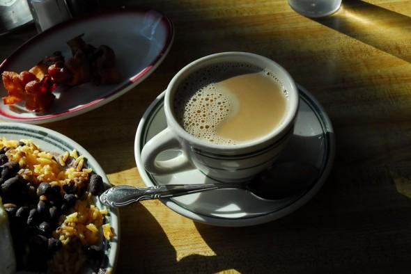 La Rosita; Café con Leche; 2006
