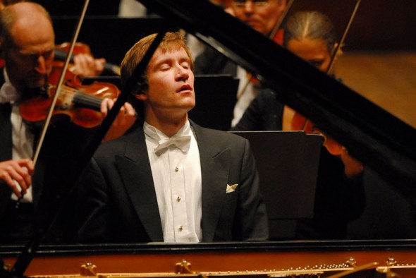 Nikolai Lugansky; Russian National Orchestra; Avery Fisher Hall; 2007