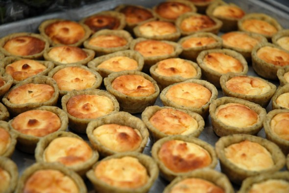 Cheese tarts; Le Moulin Event Planning & Catering; 2007