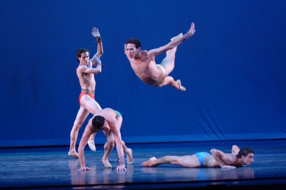 National Ballet of Cuba, Canto Vital, New York, 2003