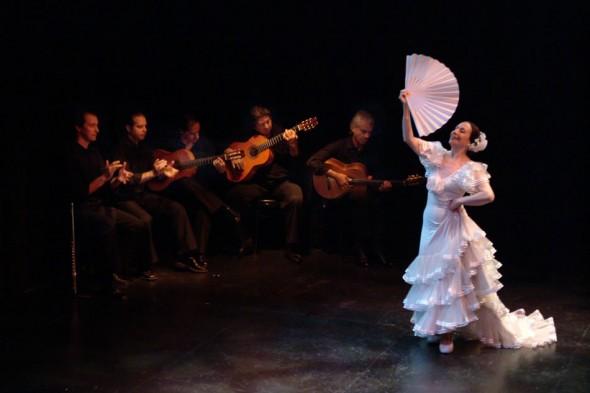 Pilar Rioja, The Queen of Flamenco, Repertoria Español, New York, 2005