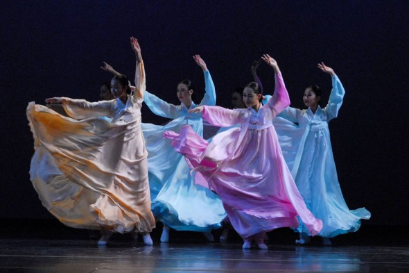 KNUA Dance Company, Tribeca Performing Arts Center, New York, 2006