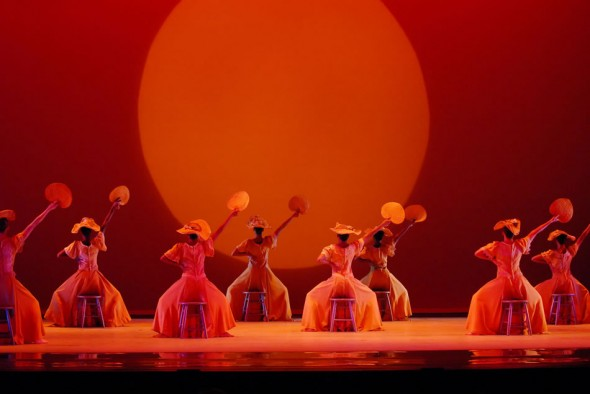 Alvin Ailey, Revelations, New York, 2007