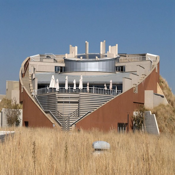 Maropeng, Cradle of Humankind, Gauteng, South Africa, 2008
