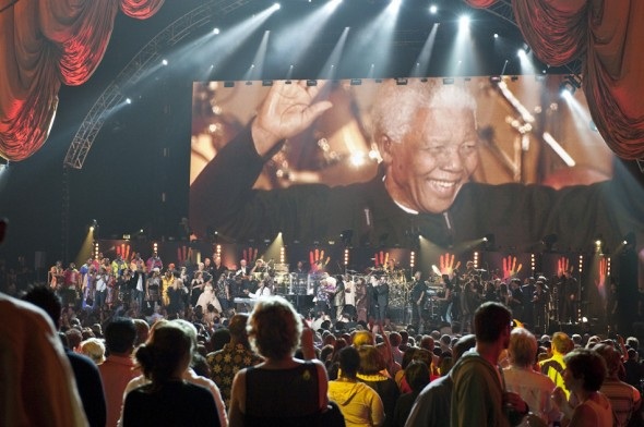 Mandela Birthday, 46669, Radio City Music Hall, New York, 2009