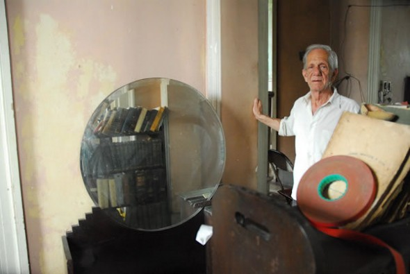 Jorge Pedro, Havana, 2006