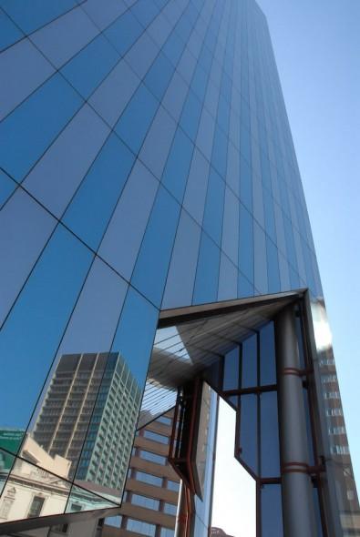 Cityscape, De Beers Building, Johannesburg, 2008