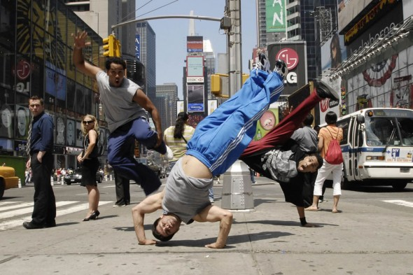 Breakdance, Times Square, New York, 2006