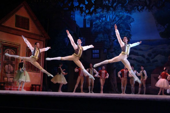 Giselle, Ballet Nacional de Cuba, International Ballet Festival, Havana, Cuba, 2004